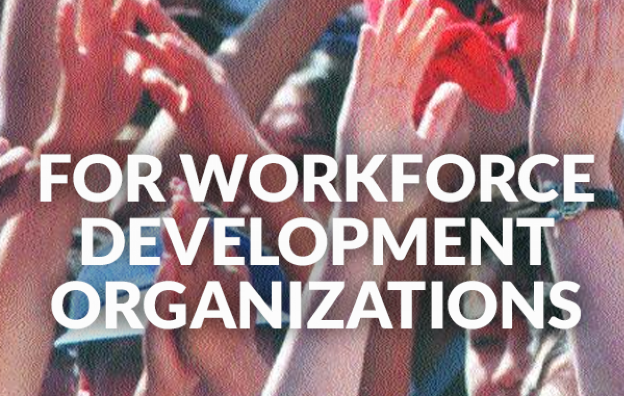 IMT for Workforce Development Organizations