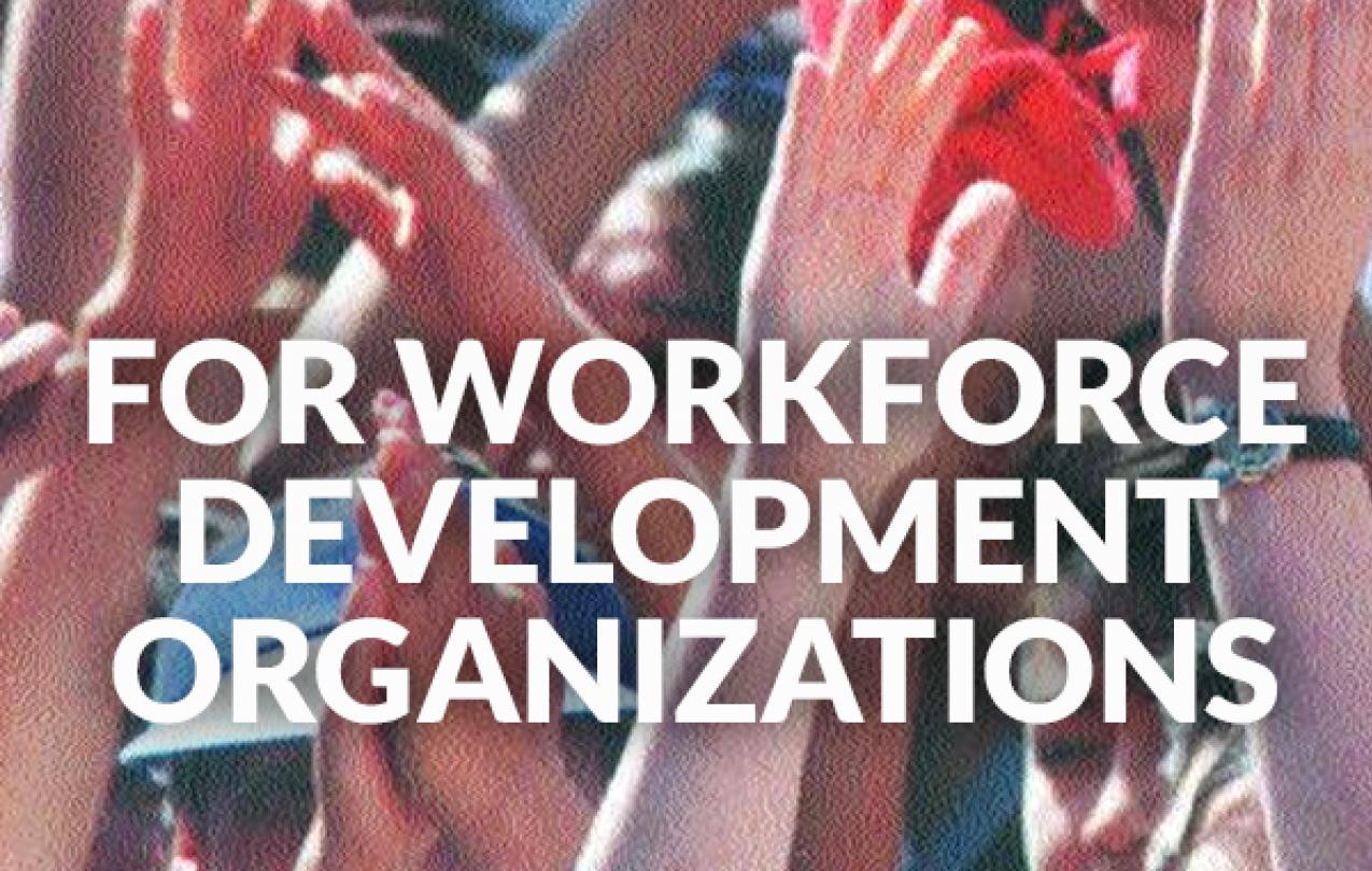 IMT for Workforce Development Organizations